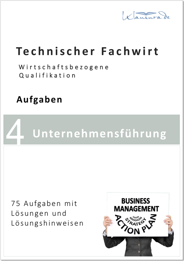 Aufgaben Unternehmensführung TFW