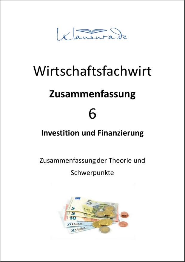 WFW-Zusammenfassung-Investition-Finanzierung